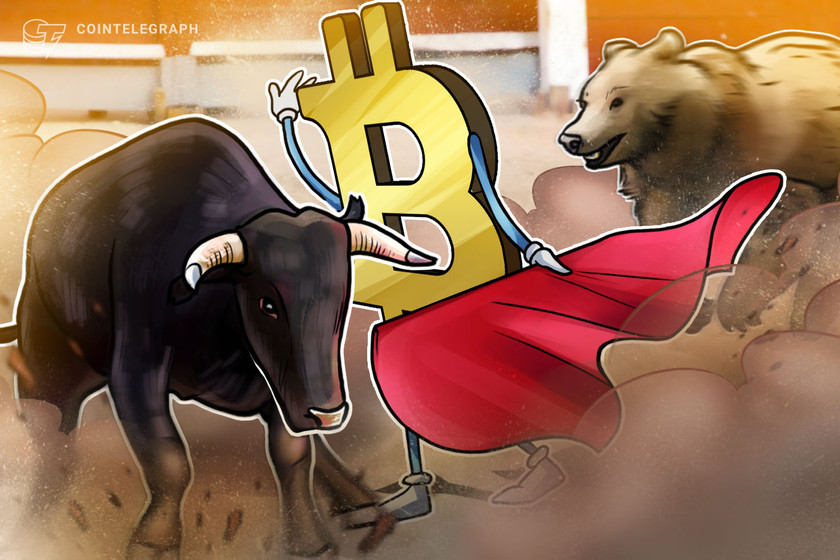 Bitcoin price breakout imminent: Why BTC bulls and bears are battling at $52K