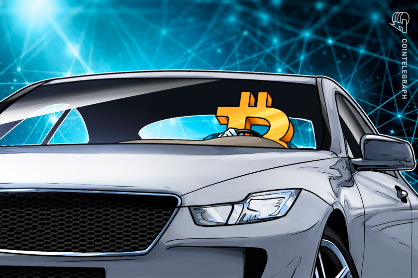 You can now buy a used Hyundai, not just a Lambo, with Bitcoin
