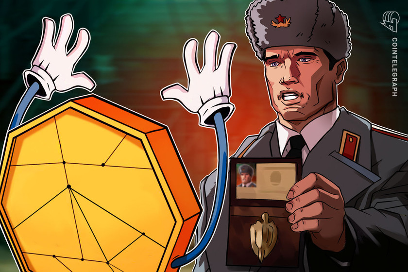 Putin issues orders to combat 'illegal cross-border transfers' of digital assets