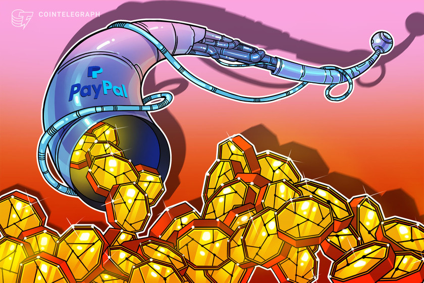 PayPal purchases crypto custody firm Curv