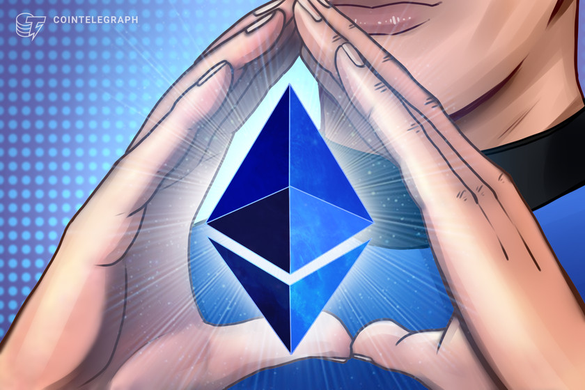 Lighthouse's first Ethereum and Eth2 merge transaction