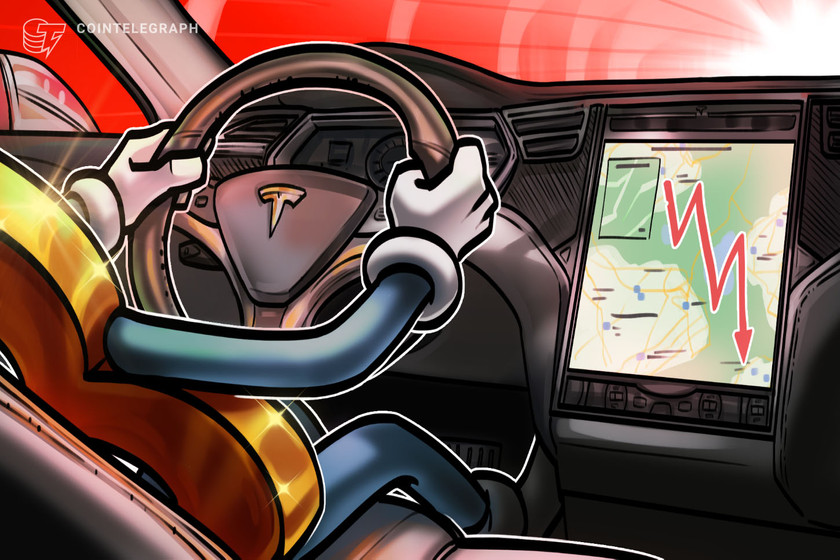Analyst tells Tesla to dump Bitcoin for buybacks as shares plunge alongside MSTR's