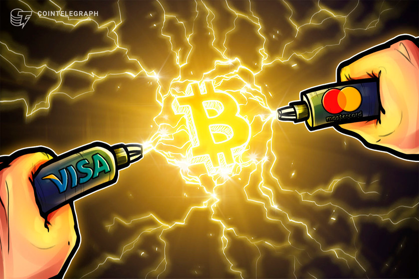 Bitcoin is now worth more than Visa and Mastercard combined