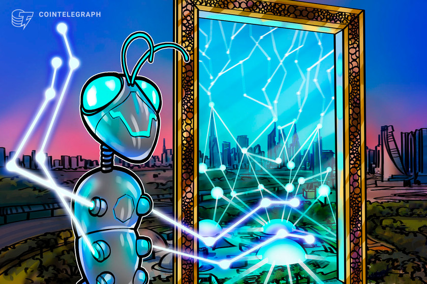 Sands of change: UAE enables private sector to adopt blockchain tech