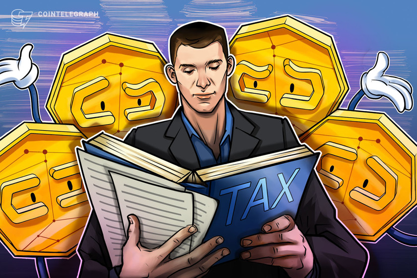 Cathie Wood: BTC investors shouldn't transact until tax code changed