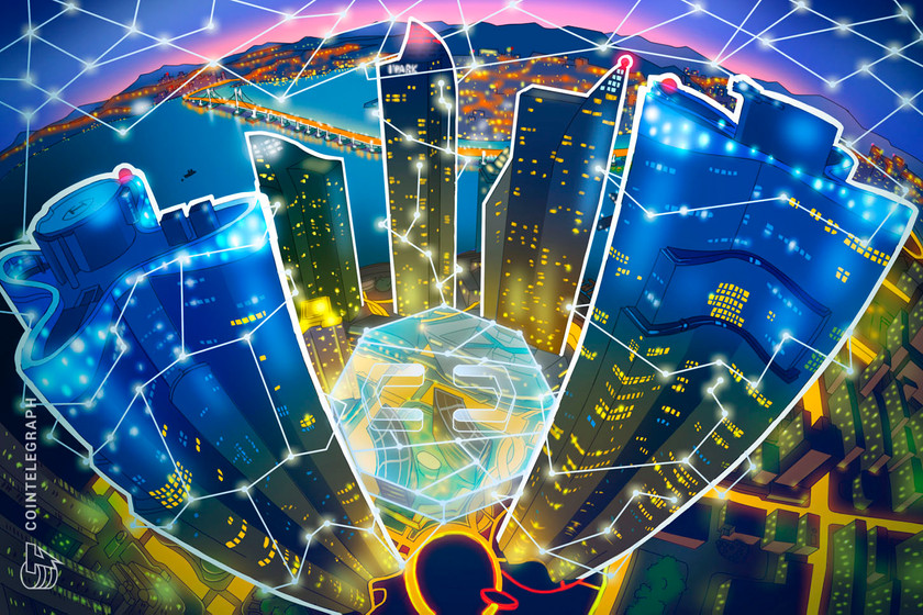 Reported volume of top South Korean crypto exchanges surpasses that of the country's stock market