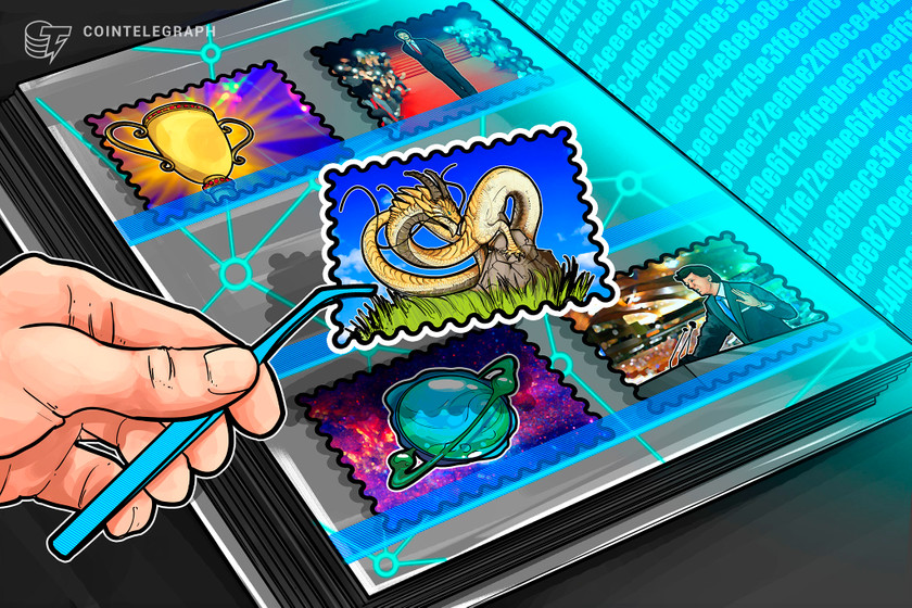 NFTs by mail? US Postal Service plans to support postage tokens