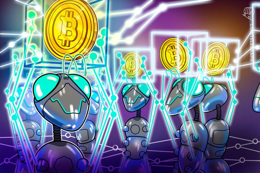 仮想通貨ビットコインは5万7000ドルにまで回復、アルトコインでは2桁上昇も