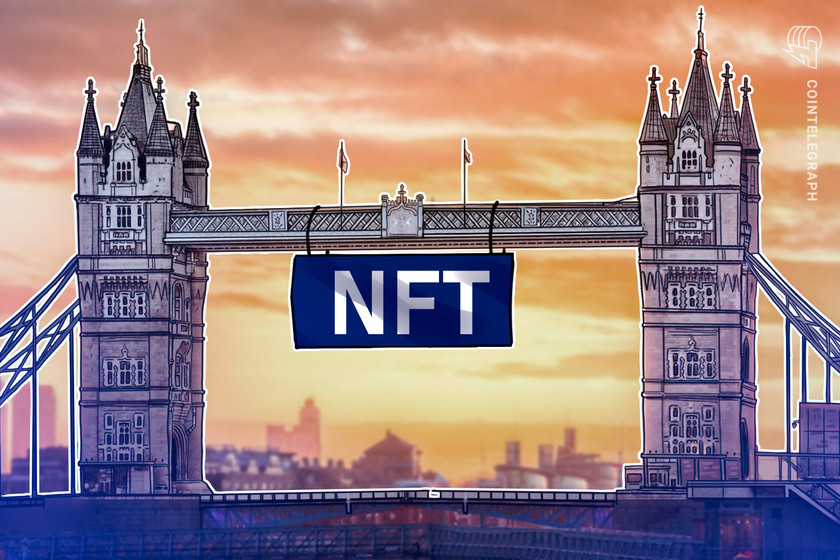 NFT investment vehicle set to go public in London