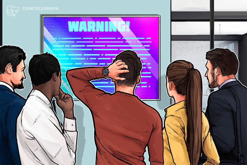 Sri Lanka's central bank warns public against risks of crypto investment