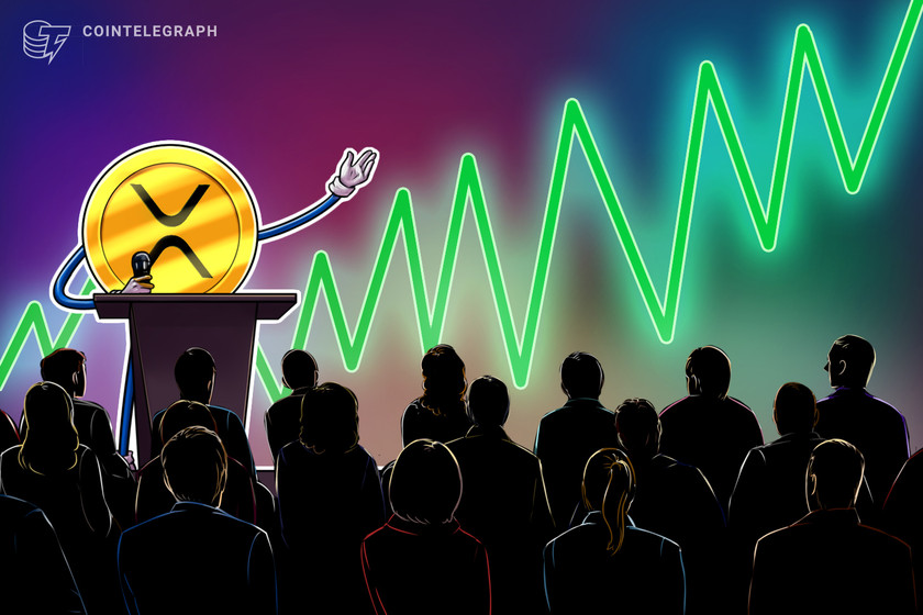 XRP price soars to new highs after recent legal victories and relisting rumors