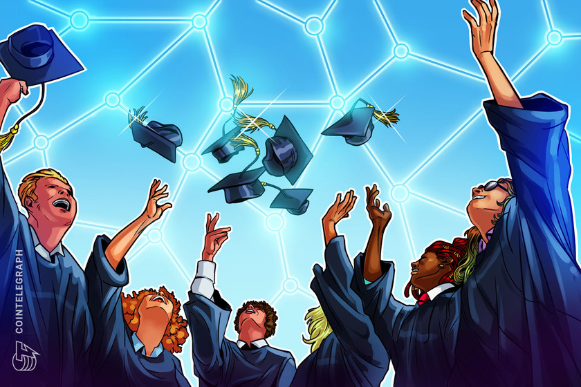 Students have fun new ways to study crypto