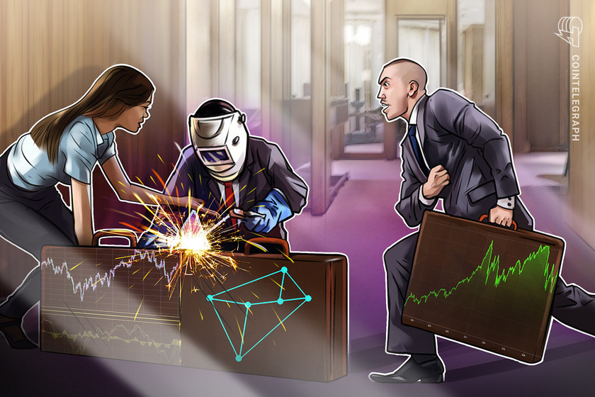 DeFi and traditional finance could converge thanks to tokenization
