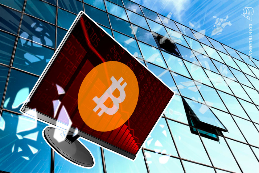 Bitcoin price must now hold this key level to regain K
