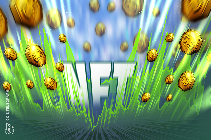 NFT market projected to double by October as trading volume surges