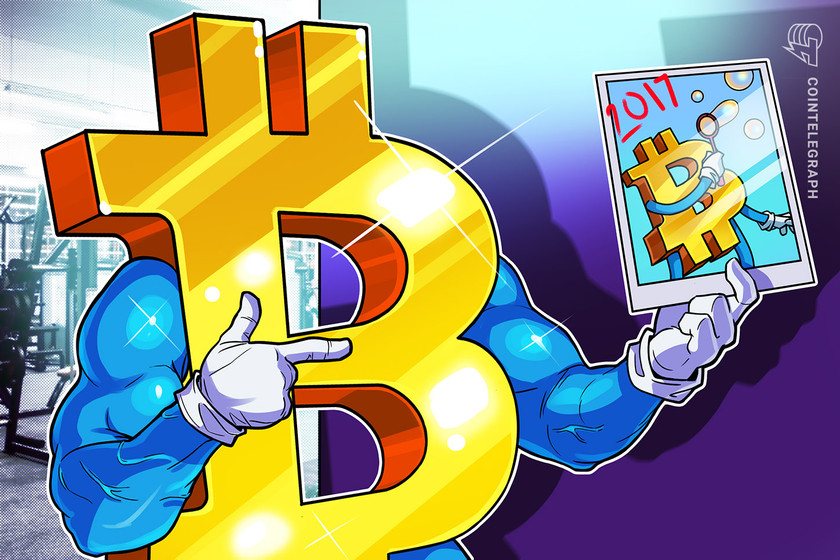 BTC could trade for $250K within five years: Morgan Creek Capital CEO