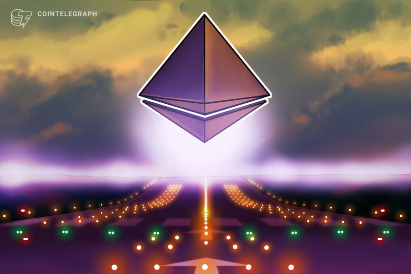 Ether breaks $500 billion market cap for first time