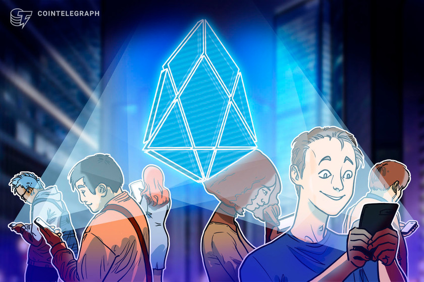 EOS price rallies 100% following a proposal to increase staking rewards