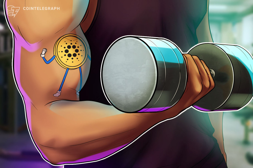 Cardano sees largest weekly inflows from institutional managers – CoinShares