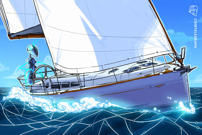 Luxury yacht firm accepts Bitcoin, hosts mobile and web services on blockchain