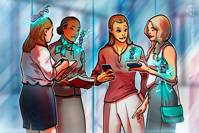 Women-led events may encourage long-term female participation in blockchain