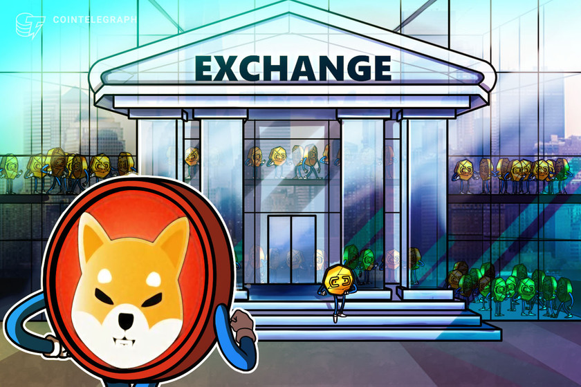 Shiba Inu hits another exchange as SHIB deposits overwhelm Binance