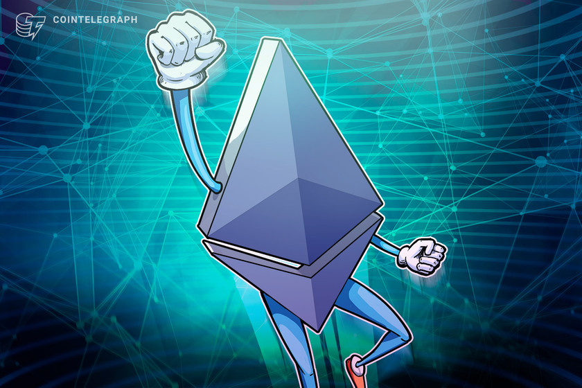 Dead cat bounce? Ethereum jumps 20% while  ETH inflows to exchanges soar