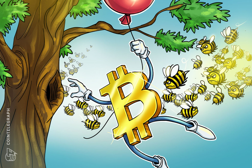 Bitcoin price edges higher as Fed inflation meeting sends DXY to 2-month high