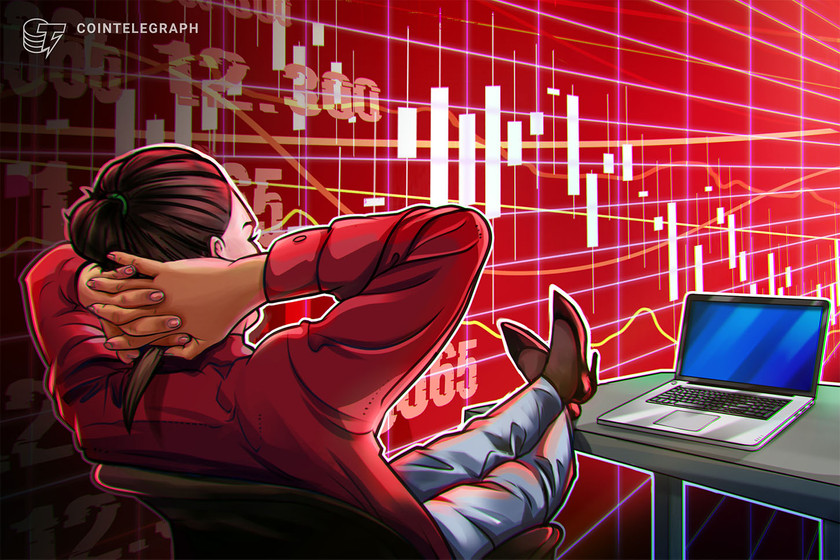 Hodlers see opportunity in Bitcoin price crash, CoinShares exec says