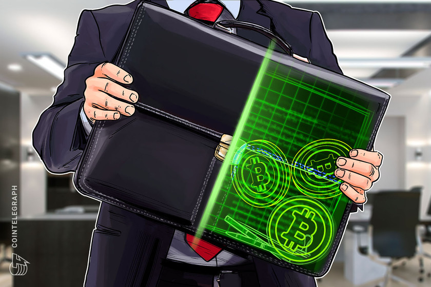 Big rise in financial advisers adding crypto assets to client portfolios