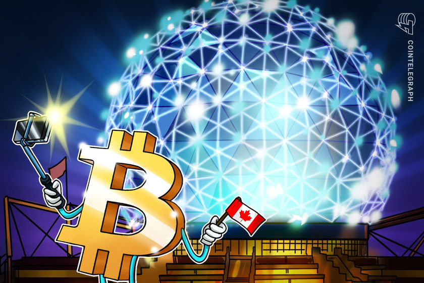 Canadian Bitcoin ETF adds to its holdings despite steep market correction