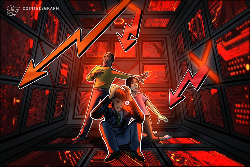 Crypto markets tumble after miners unload 5,000 BTC in one week