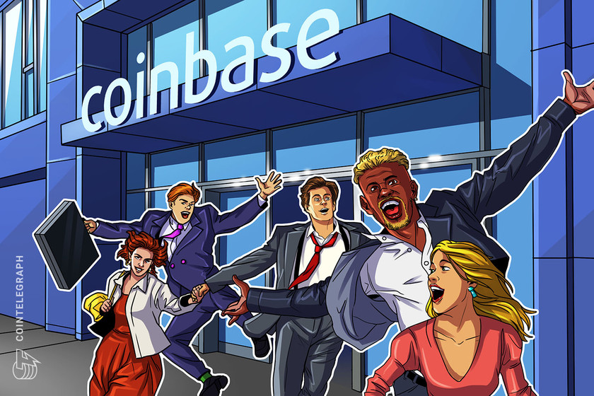 Coinbase is reportedly looking to set up office in New York