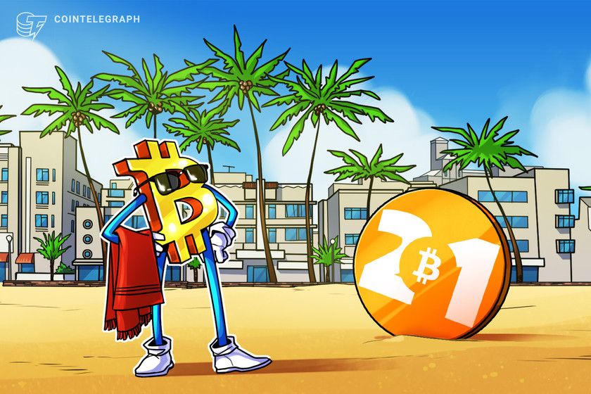 What to expect from the Miami Bitcoin 2021 conference