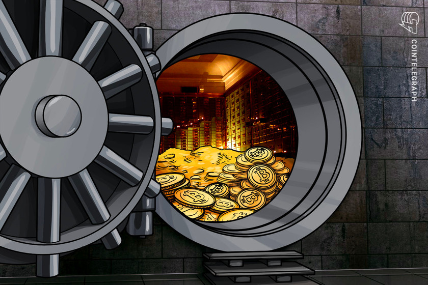 Morgan Stanley equity fund owns 28.2K shares of Grayscale Bitcoin Trust, per SEC