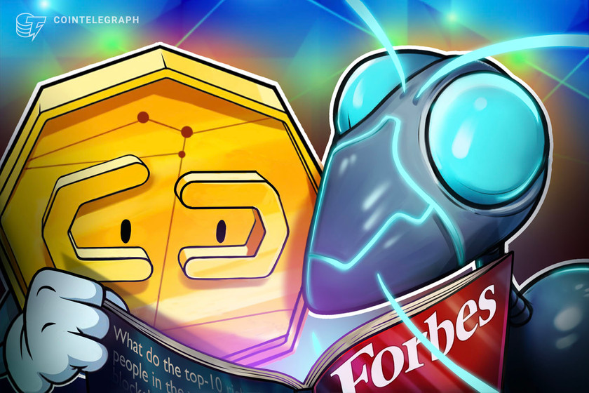Blockchain company Borderless Services Inc.: Forbes should be 'under US ownership'