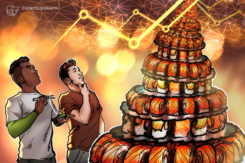 Sushiswap to deploy full suite of Sushi products on Harmony's blockchain