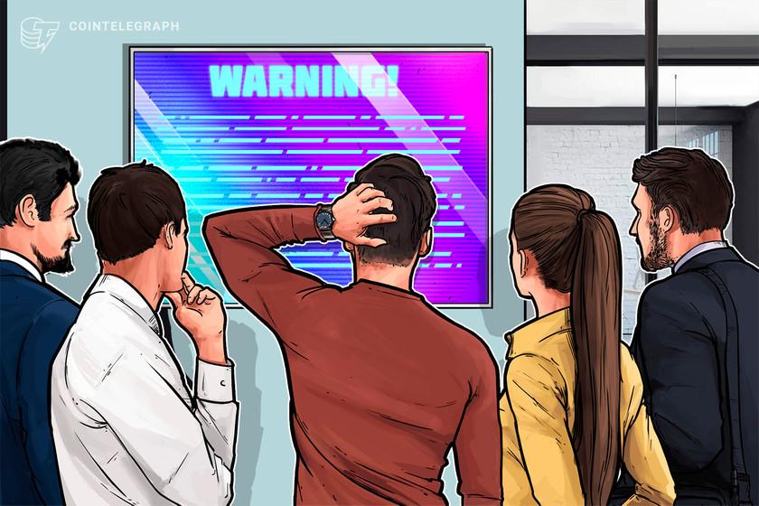 UK regulator warns against 111 unregistered crypto companies... and FOMO