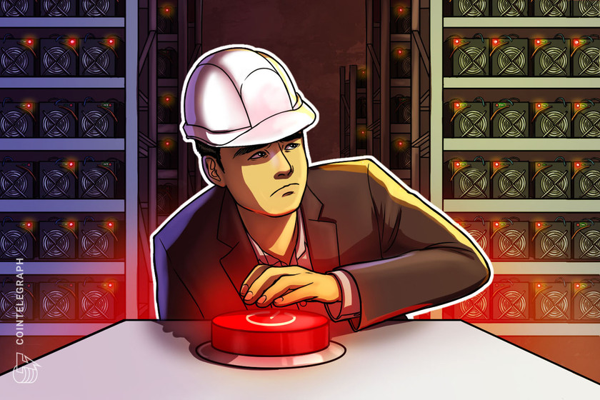 Crypto miner claims all major Yunnan operations shut down in advance of CCP anniversary