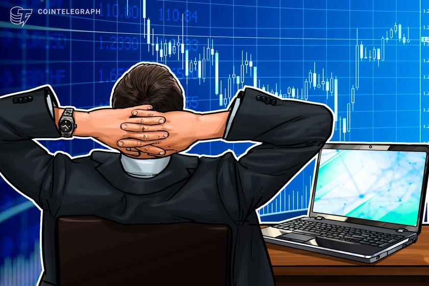 Double-digit crypto gains and trading volume — what's the connection?