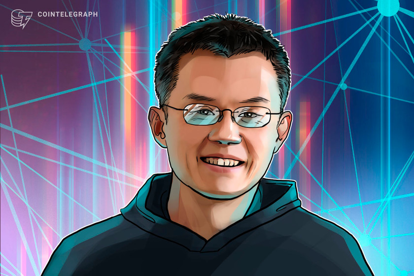 Binance will 'work with regulators' as it expands, says CEO