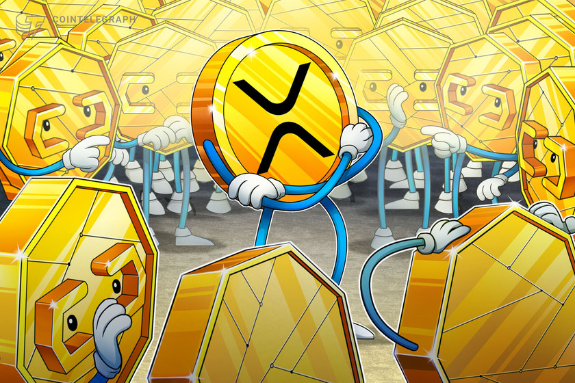 XRP price skyrockets by 17% as double bottom chart pattern takes shape