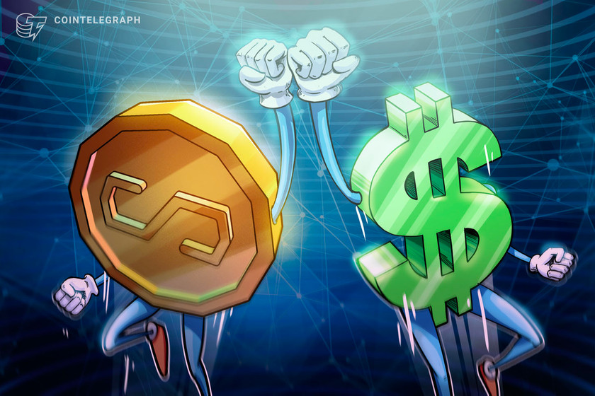 1inch to launch dollar-pegged stablecoin with ICHI