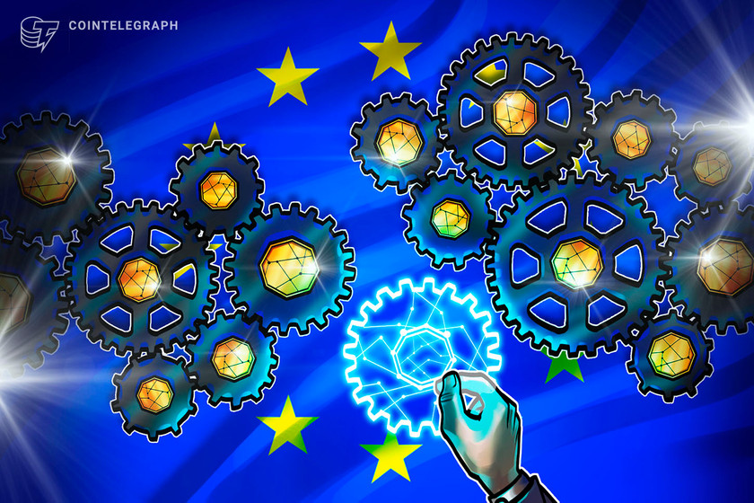 EU entrusts M to new blockchain and digital assets fund