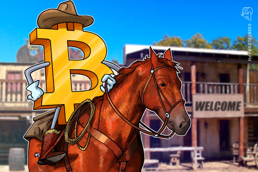 Crypto cowboys: Texas counties welcome Bitcoin miners with open arms