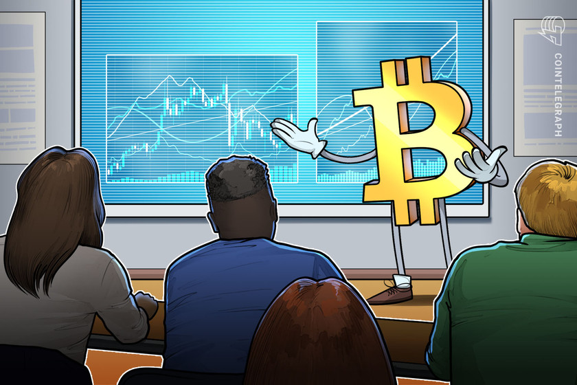 Bitcoin price can only go up if $30K accumulation 'reset' continues — research