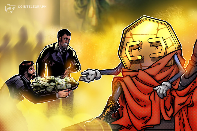 What bear market? Investors throw record cash behind blockchain firms in 2021
