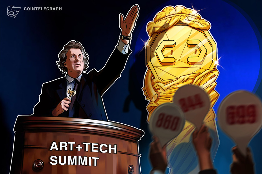 Hot July at Christie's: Over $93M in NFT sales and Art+Tech Summit 2021