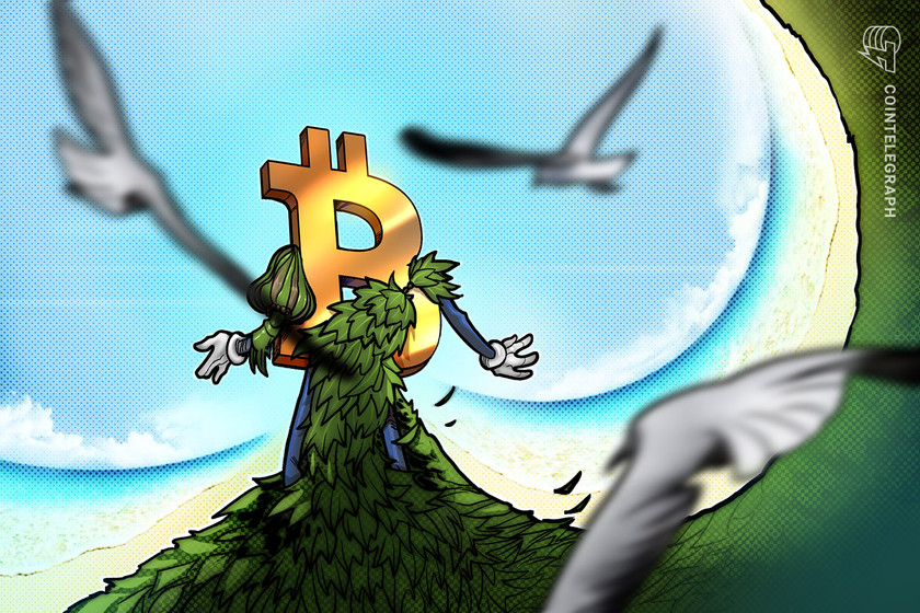 Clearing the air: Renewably sourced Bitcoin may ensure a clean energy future