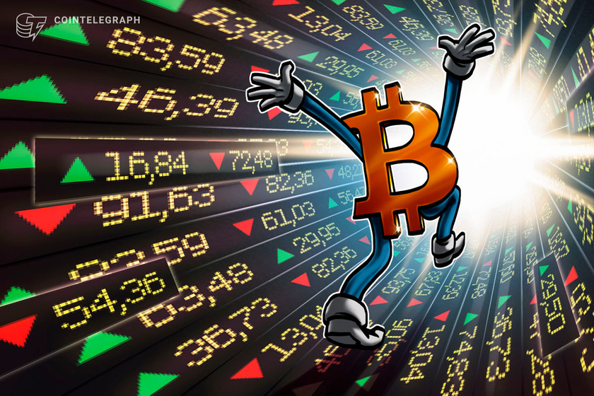 BTC price passes $47K 'worst-case scenario' as Bitcoin realized cap hits all-time high